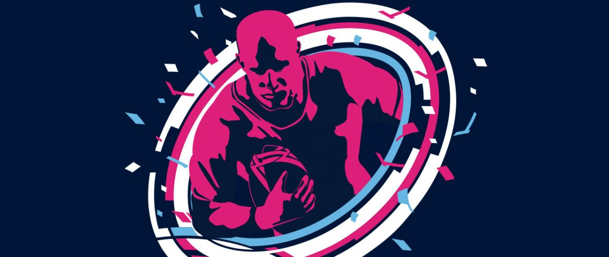 Rugby World Cup Illustrations