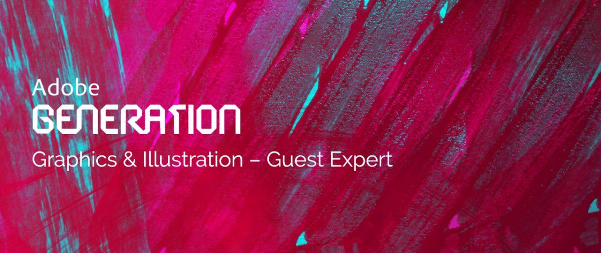 Speaking at Adobe Generation Pro Online