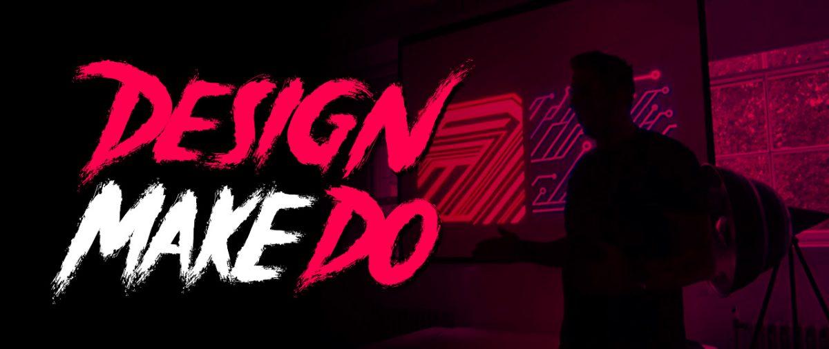Speaking at DesignMakeDo