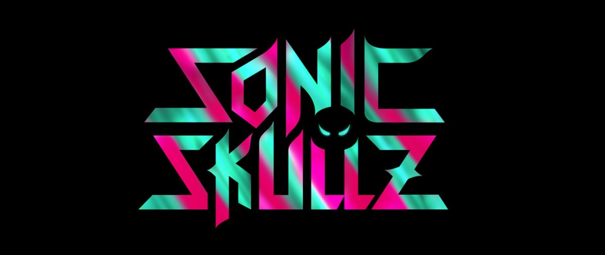 Sonic Skulls Illustrations
